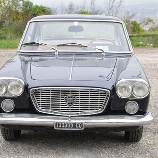Lancia - Flavia Coupé 1.8  - 1964