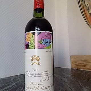 1975 Château Mouton Rothschild - Pauillac 1er Grand Cru...