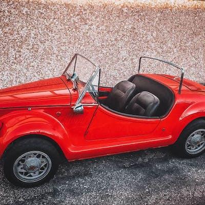 Fiat - 500 Vignale Gamine - 1968