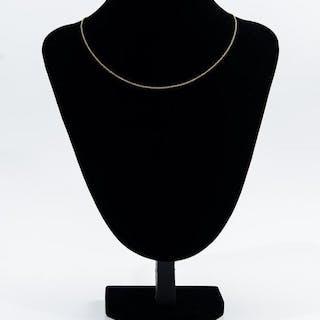 Tiffany & Co 18k Gold Chain Gold - Chain