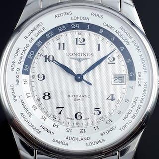 Longines - Master Collection Automatic GMT - Ref: L28024 - Herren - 2011-heute