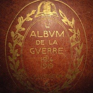 L'illustration- L'Album de Guerre 1914-1919 - 1922