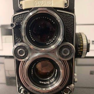 Rollei Rolleiflex 3.5 F Model 4