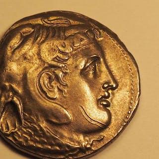 Grèce (ancienne) - Royaume Lagide