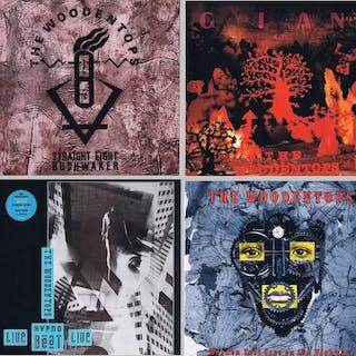 The Woodentops (Indie Rock): - Diverse Titel - LP's - 1985/1988