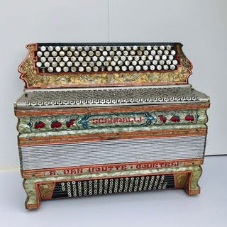 Scandali 1950-60's - Accordion - Italy
