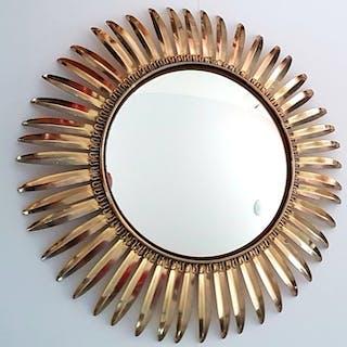 Grande specchio da sole vintage