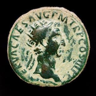 Impero romano - Dupondius - Nerva (96 - 98 A.D.)