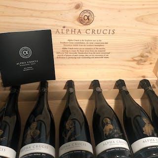 2014 Alpha Crucis Shiraz - Mclaren Vale - 6 Flaschen (0,75 l)