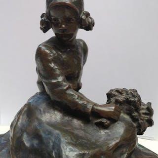 Ruth Milles (1873-1941) - Sculpture