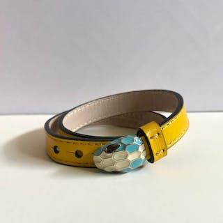 Bvlgari leather - Bracelet