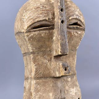 Petit masque - Bois - Kifwebe - Songye - Congo RDC