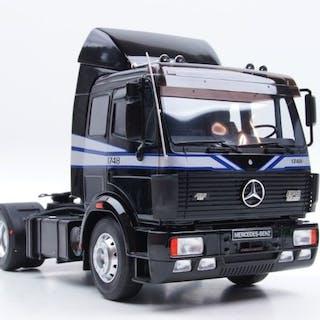 Otto Mobile - 1:18 -Mercedes-Benz SK 1748 1990 Black