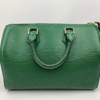 Louis Vuitton -Epi speedy 25 bostonHandbag