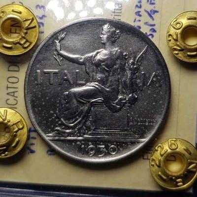 Italia - Regno d'Italia - Buono da 1 Lira - Conio per...
