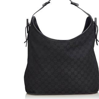 17877f097 Gucci - GG Jacquard Shoulder Bag Shoulder bag