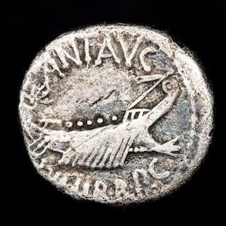 Repubblica romana - Denarius - Mark Antony