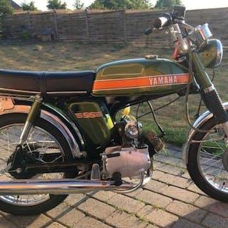 Yamaha - FS 1 - 50 cc - 1975