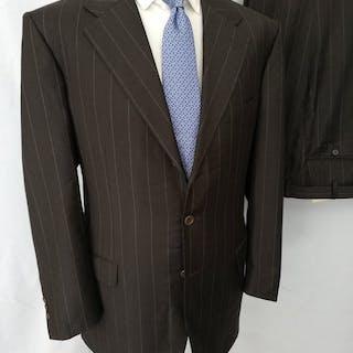 Brioni - Dress, super150's - Size: EU 50 (IT 54 - ES/FR 50 - DE/NL 48)