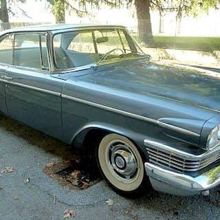 Studebaker - President v8 coupé - 1958
