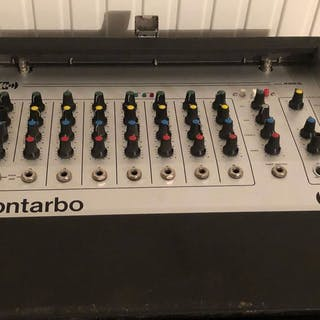 Montarbo  - vintage mixer