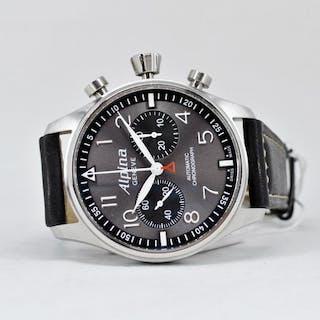 Alpina - Startimer Pilot Automatic Chronograph...