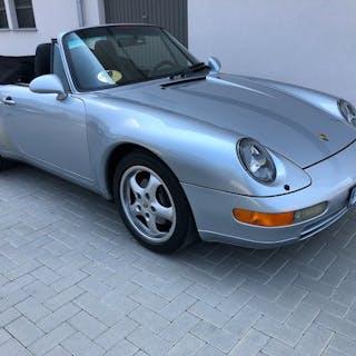 Porsche - 993 Carrera Cabrio - 1995
