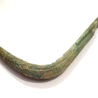 Römisches Reich Bronze Strigillus (von Athleten in...