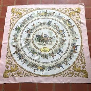 Hermès - La promenade de Longchamps foulard