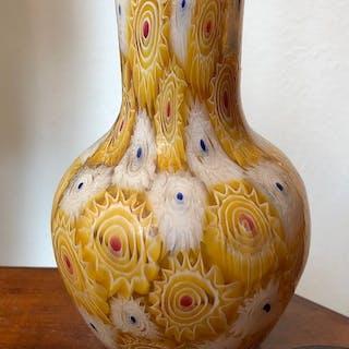 Fratelli Toso - Vaso (1) - Vetro colorato