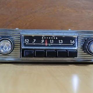 Italian car radio - Autovox RA-164 - 1967-1970