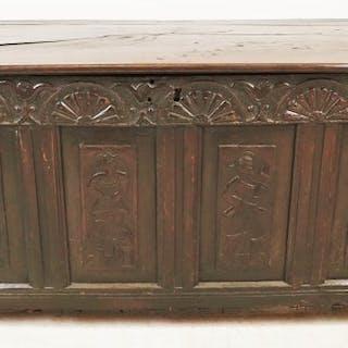 Blanket - Oak - 18th century