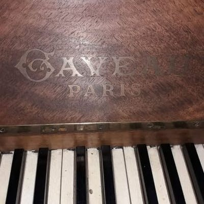 Gaveau - 750 - Piano (pianoforte) - France