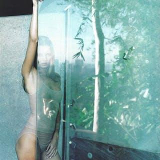 Patrick Demarchelier (1943-) - Kate Moss, Vogue,1997
