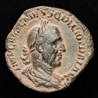 Imperio Romano - Sestertius - Trajan Decius (249-251...