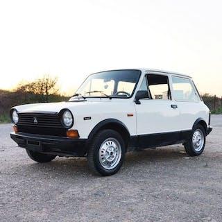 "Autobianchi - A112 Elegant ""Unico proprietario"" - 1980"