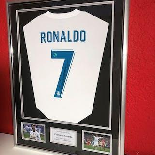 Real Madrid - European Football League - Cristiano Ronaldo - 2017 - Jersey