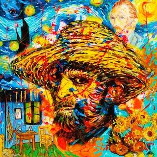 Falcó- Vincent Van Gogh, sublime self-portrait