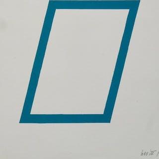 Sol Lewitt - Geometric Figure