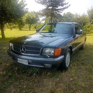 Mercedes-Benz - 560 SEC - 1989