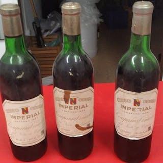 1966 Imperial, C.V.N.E.- Rioja - 3 Botellas (0,75 L)
