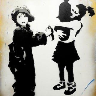BASM - The little Banksy