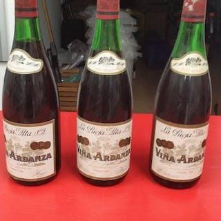 1970 Viña Ardanza - Rioja - 3 Botellas (0,75 L)