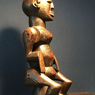 Sculpture - Wood - IBIBIO - Nigeria