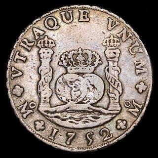 España - 8 reales - Fernando VI (1746-1759) México
