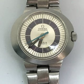 "Omega -  Dynamic Lady - ""NO RESERVE PRICE"" - 5808/147 - Femme - 1980-1989"