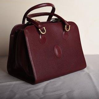 Must De Cartier - Doctor Bag Handbag