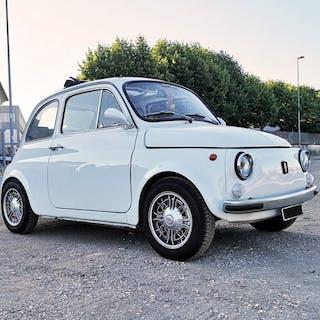"""Fiat - 500 L """"Elaborata"""" - 1971"""