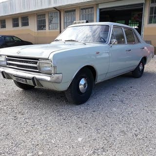 Opel - Rekord 1.7 - 1967