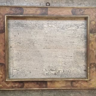 Antique frame (1) - Wood - 17th century